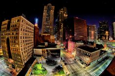 Main Street, Dallas   United States / Texas / Dallas / Main Street District