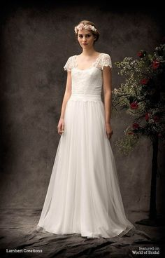 Lambert Creations 2016 Wedding Dress