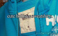 cute hollister sweatshirts