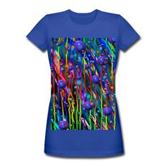Create custom t-shirts, personalized shirts and other customized apparel at Spreadshirt. Print your own shirt with custom text, designs, or photos. Personalized Shirts, Custom Clothes, Mystic, Mandala, Spandex, Slim, T Shirts For Women, Fitness, Prints