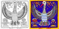 """""""Я люблю Украину"""" - первая антистрессовая украинская раскраска для взрослых » InfoKava.com - новости, которые свежее свежеприготовленного кофе"""