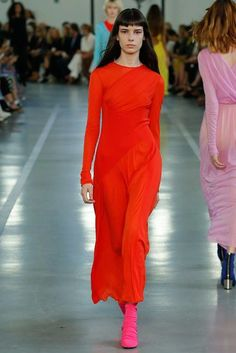 Cool Emilio Pucci Spring 2017 Ready-to-Wear Fashion Show... Shape Check more at http://fashionie.top/pin/21050/