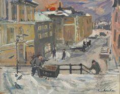 Eric Hallström (Swedish, 1893-1946