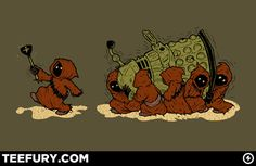 """""""You have your 'Star Wars' in my 'Doctor Who'!"""" """"You have your 'Doctor Who' in my 'Star Wars'!"""" This shirt design can be yours! [Via TeeFury] Doctor Who Shirts, Two Door Cinema Club, Star Wars Wallpaper, Geek Gear, Star Wars Tshirt, Dalek, Star Wars Humor, Geek Out, Tardis"""