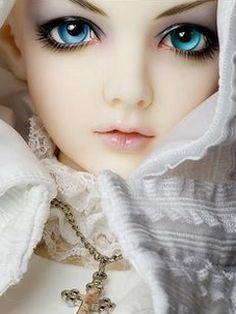 Beautiful Doll Face - AllDolls.orgAllDolls.org