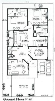 Unique House Plans, Modern House Floor Plans, Indian House Plans, Home Design Floor Plans, Family House Plans, Best House Plans, Architectural Design House Plans, House Plans Mansion, Sims House Plans