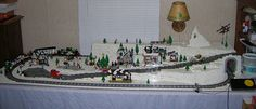 lego christmas village 2013 | Lord Insanity's Winter Village 2012 - LEGO Town - Eurobricks Forums
