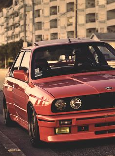 BMW 3 Series E 30 - instagram- @treybsings