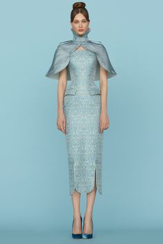 Ulyana Sergeenko Spring 2015 Couture - Collection - Gallery - Style.com