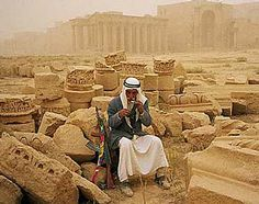Hatra -- Ruins from 3 BCE -- between Arbil and Baghdad in Iraq