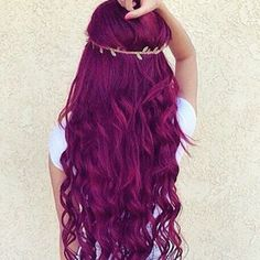 Omg someday this will be my hair