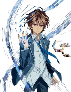 guilty crown beautiful fanart - Google Search