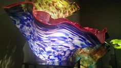 Chihuly Gardens and Glass