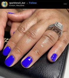 Baby Blue Nails, Essie Polish, Class Ring, Acrylic Nails, Beauty, Acrylics, Acrylic Nail Art, Beauty Illustration, Acrylic Na