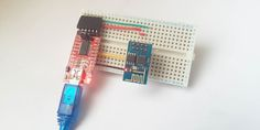 Connecting the ESP8266 to a breadboard and FTDI programmer