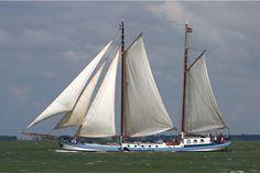 Avanti NAUPAR - officieel deelnemend schip SAIL Amsterdam 2015