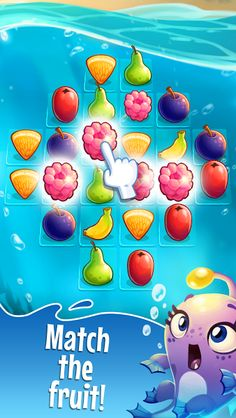Fruit Nibblers v1.20.1 (Mod Gold)   Fruit Nibblers v1.20.1 (Mod Gold)Requirements:2.3Overview:From the creators of ANGRY BIRDS comes a DELICIOUS NEW matching game with CUTE characters and FRESH and FRUITY puzzle gameplay. Meet the NIBBLERS  your fishy friends who only want to eat YUMMY fruit  ALL the yummy fruit! Om nom nom!  From the creators of ANGRY BIRDS comes a DELICIOUS NEW matching game with CUTE characters and FRESH and FRUITY puzzle gameplay. Meet the NIBBLERS  your fishy friends…