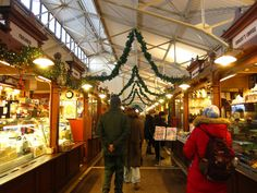 Impressions of the Helsinki Old Market Hall - by @lilyriani
