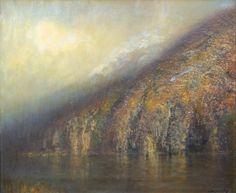 Mednyánszky László - Dunajec ősszel, 1900 körül
