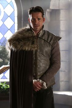 Robin Hood - Sean Maguire in Once Upon a Time Season 4 (TV series).