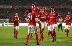 Benfica s'impose contre Setúbal