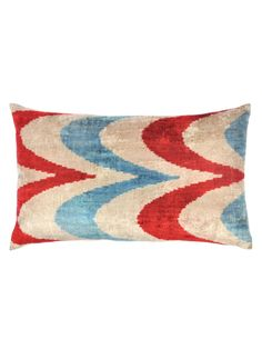Yamin Pillow from Rich Textiles Feat. Found Object Pillows on Gilt