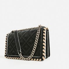 Image 7 of EMBOSSED CROSSBODY BAG from Zara