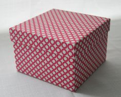 Small Decorative Box. $10.00 USD, via Etsy.