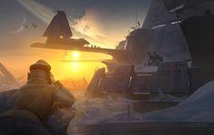 ArtStation - STAR WARS Age of Rebellion , Chris Ostrowski