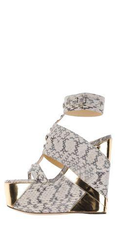 Jimmy Choo Bibi Wedge     shoes ( wedges 1 )
