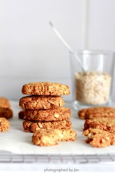In Cookie Haven: ANZAC Biscuits