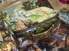 La valisette forêt – Journal Textile