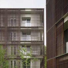 Ninetree Village | David Chipperfield Architect China _______________________________________________________  #arqpriventura #arquitectura #design #arquitecture #arquitetura #coolreference #decor #decorating #details #furniture #instadecor #style #decoração #home #homedesign #instaarch #instadesign #interiores by arqpriventura