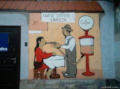 The Coffee Fill Up http://ibeebz.com