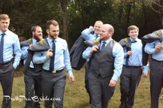 #groomsmen {Real Plus Size Wedding} Vintage Alabama Yellow and Gray Wedding | j. woodberry photography | Pretty Pear Bride | http://prettypearbride.com/real-plus-size-wedding-vintage-alabama-yellow-and-gray-wedding-j-woodberry-photography/