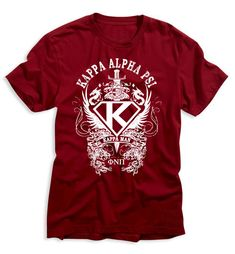 NUPEMALL | Kappa Alpha Psi | Kappa Alpha Psi Superman Tee | Online Store Powered by Storenvy $24