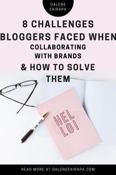 Want to work with brands? Learn of these 8 mistakes most bloggers make and how you can fix them for a better collaboration #brands #brandcollaborations #workwithbrands