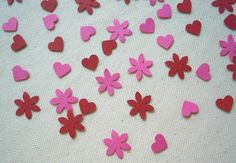 Items similar to Red, Pink Flowers & Hearts Confetti Count), Table Decor, Party Decor on Etsy Passion Flower, Scrapbook Embellishments, For Your Party, Red And Pink, Confetti, Pink Flowers, Special Events, Count, Hearts