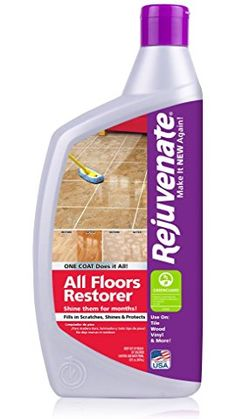For Life Products RJ32F Rejuvenate Restorer Floor Finish 32 ounce - As Seen On TV