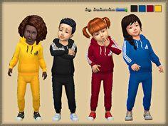 Sport set at Bukovka • Sims 4 Updates