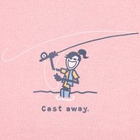 Answer the casting call. #Lifeisgood #Optimism #Fishing