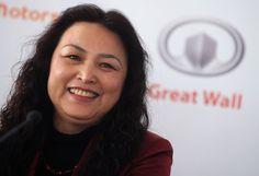Wang Feng Ying: CEO of China's Great Wall Motor Company