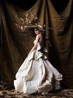 dress by Vivian Westwood