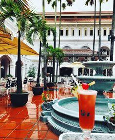 Raffles Hotel: Singapore Sling