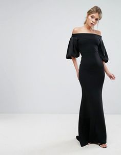 5b185b3006 Discover Fashion Online Off Shoulder Evening Dress, Off Shoulder Dresses,  Fishtail Maxi Dress,