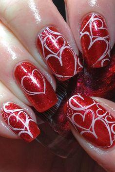 red manicure #red #manicure #love #nails #nailart #beautiful #gelnails #nail #art #naildesign #fashion #gelpolish #nailswag #nailpolish #nailsoftheday Red Manicure, Gel Nails, Best Jewelry Cleaner, Women's Dress Watches, Seasonal Nails, Styling Tools, Nail Inspo, Swag Nails, Gel Polish