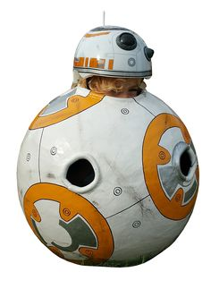 Best BB8 Costume Ever!