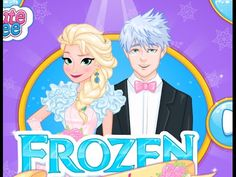 Frozen Wedding Rush - Frozen Games