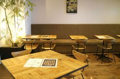 CAFE THE PARK (京橋/カフェ)★★★☆☆3.00…