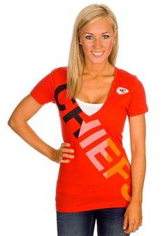 San Francisco Giants Women's Tri-blend Deep V-neck Tee by ...